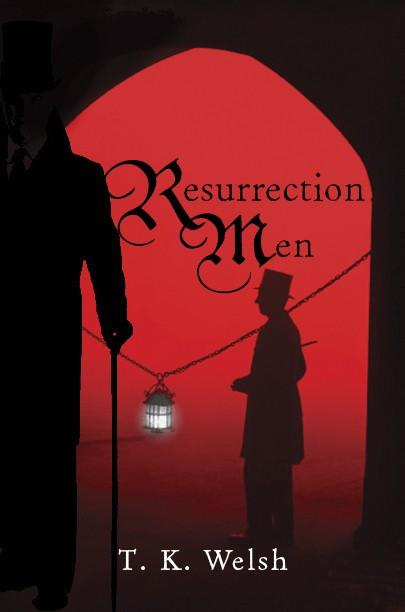 Link to Amazon where you can purchase RESURRECTION MEN