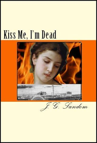 Links to Amazon where you can purchase your copy of KISS ME, I'M DEAD