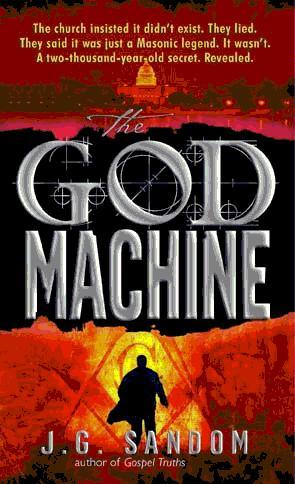 THE GOD MACHINE Cover Art