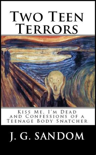 Two Teen Terrors Front Cover
