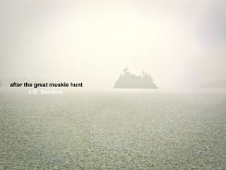After the Great Muskie Hunt ~ Final eBook Cover
