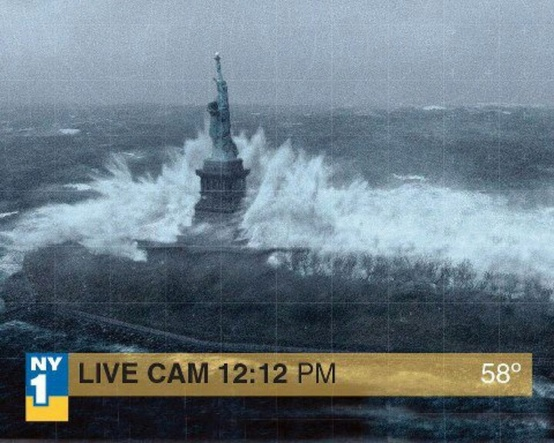 Liberty in Sandy Wave