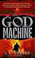 7) THE GOD MACHINE Cover Art