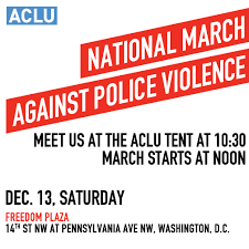 Aclu - justice for all