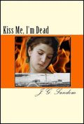 Kiss Me, I'm Dead ~ Front Cover Art Nook