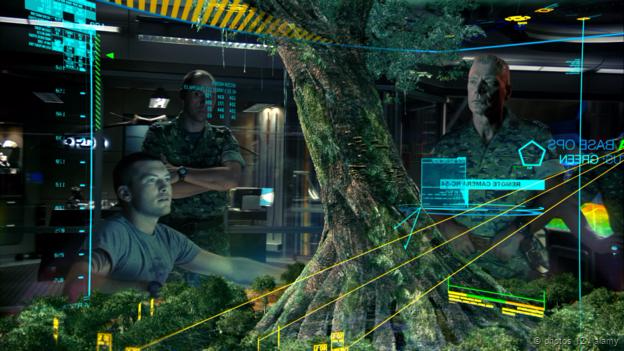 Avatar: surprisingly accurate when it comes to trees (Credit: Photos 12 / Alamy)