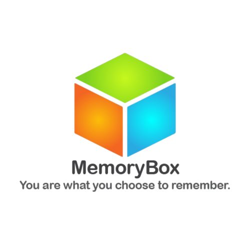 MemoryBox Logo with Transparent Background, Ver. 3.0 ~ Final