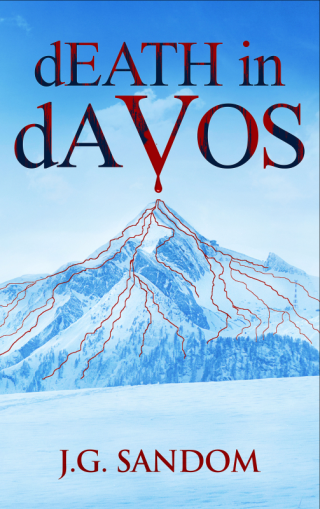 DEATH in dAVOS ~ Final Cover Art